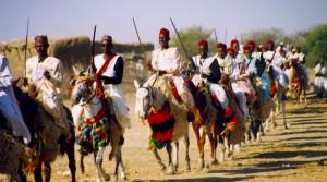 The Riders of the Sahara