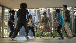 Danse, petit chef, danse !