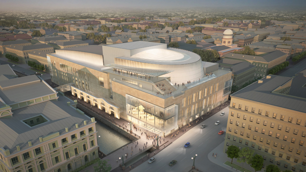 Mariinsky: Building a Music City
