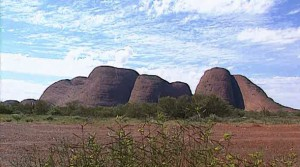 Outback: Encounters in the Heart of Australia
