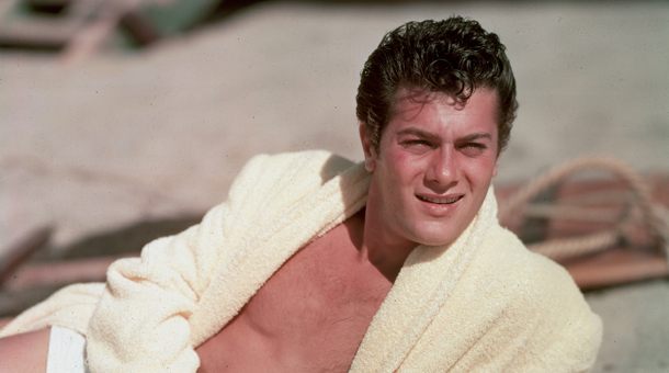 tony curtis movies