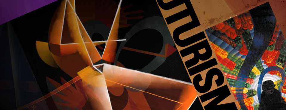 The first-ever Futurist documentary on Futurism is now available on DVD!