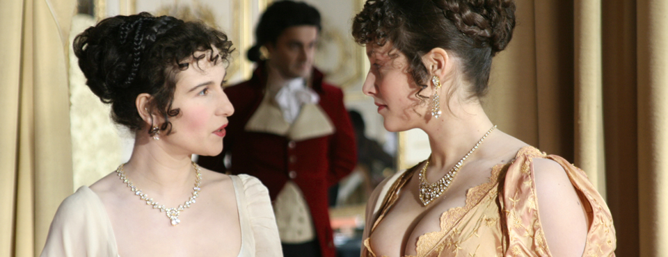 Re-live the extraordinary life of Josephine Bonaparte in the two-part series! Now available on DVD!